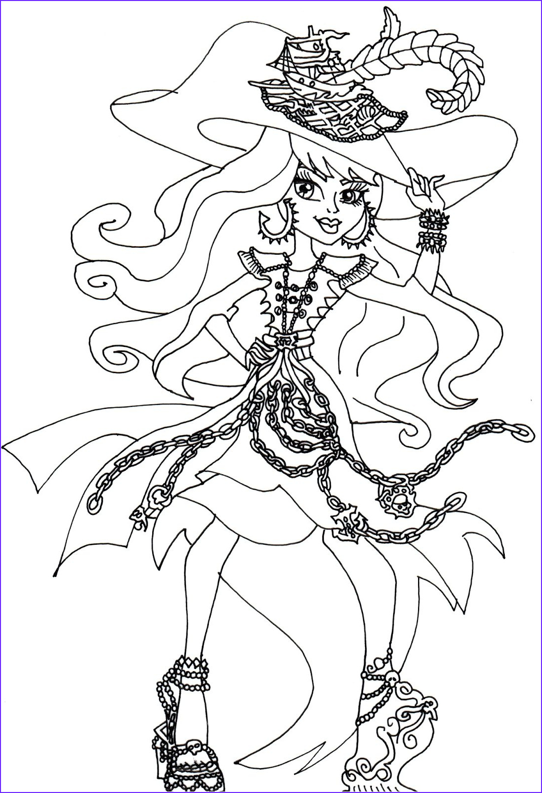 Printable Coloring Books Beautiful Image Free Printable Monster High Coloring Pages October 2015