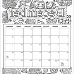 Printable Coloring Calendar 2017 Cool Photos Free Download Coloring Pages From Popular Adult Coloring
