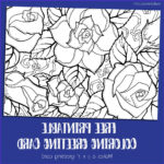 Printable Coloring Cards Beautiful Images Valentine S Day Archives Make Breaks