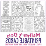 Printable Coloring Cards Beautiful Photos Mother S Day Coloring Cards