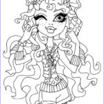 Printable Coloring New Images Print Monster High Coloring Pages For Free Or