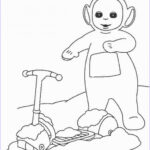 Printable Coloring New Photos Free Printable Teletubbies Coloring Pages For Kids