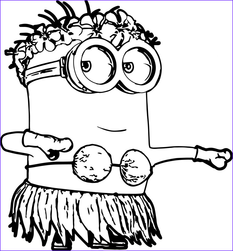 Printable Coloring Page Inspirational Photos Minion Coloring Pages Best Coloring Pages for Kids