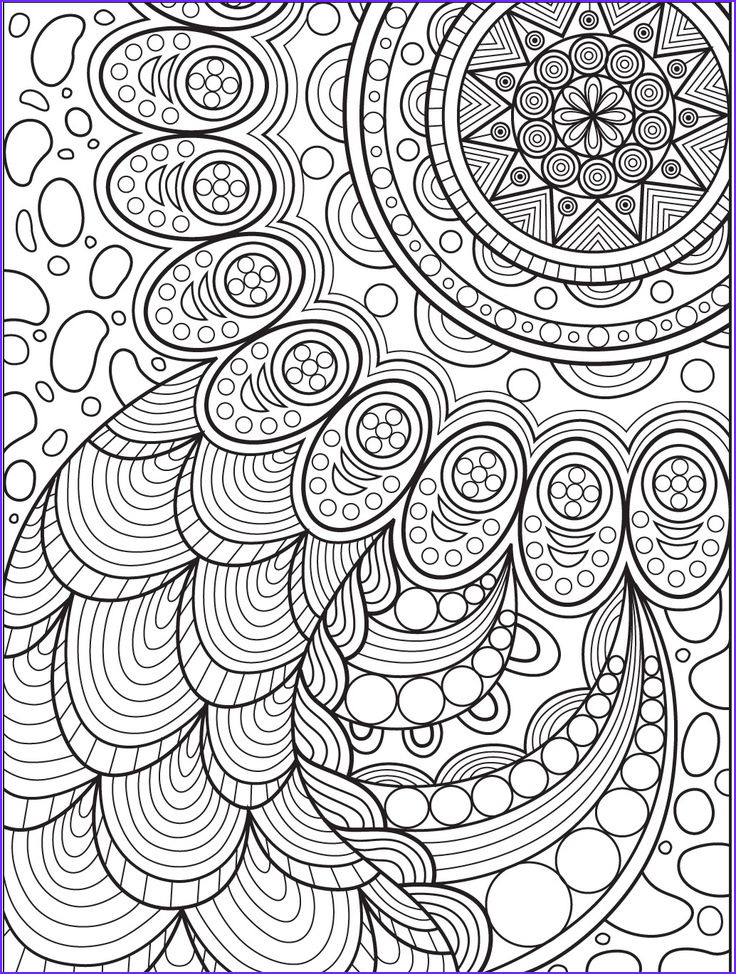 zentangles adult colouring
