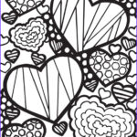 Printable Coloring Pages For Adults Abstract Beautiful Gallery Free Printable Abstract Adult Coloring Pages – Colorings