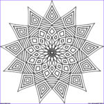 Printable Coloring Pages For Adults Abstract Best Of Images These Printable Mandala And Abstract Coloring Pages