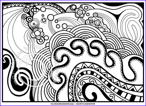 Printable Coloring Pages for Adults Abstract Best Of Photography Abstract Coloring Pages for Adults Printable