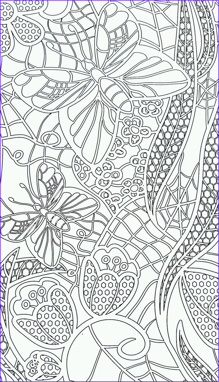 Printable Coloring Pages for Adults Abstract Best Of Stock 5094 Best Colouring & Drawing Images On Pinterest