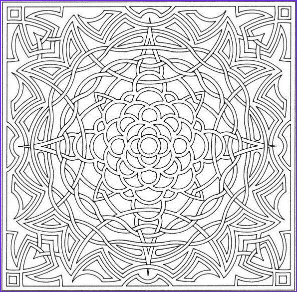 Printable Coloring Pages for Adults Abstract Luxury Gallery Free Printable Abstract Coloring Pages for Kids