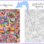 Printable Coloring Pages For Adults Abstract New Photos Abstract Coloring Pages — Art Is Fun