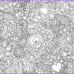 Printable Coloring Pages For Adults Abstract Unique Photos Hard Coloring Pages