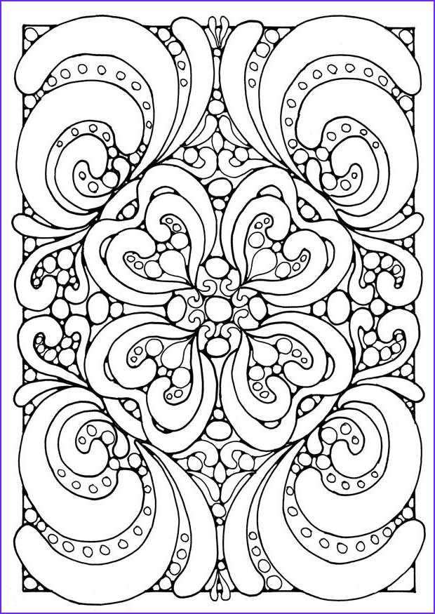 Printable Complex Coloring Pages Awesome Stock Plex Geometric Coloring Pages