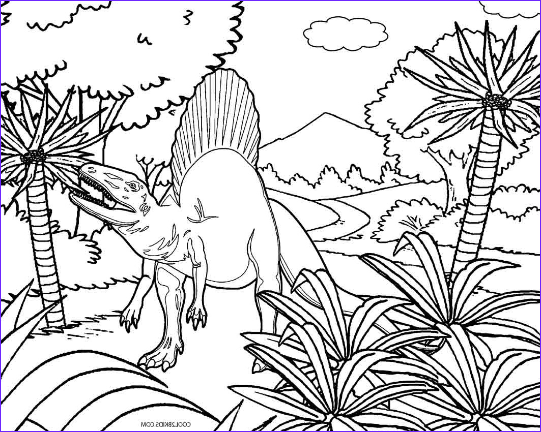 Printable Dinosaur Coloring Pages Best Of Collection Printable Dinosaur Coloring Pages for Kids
