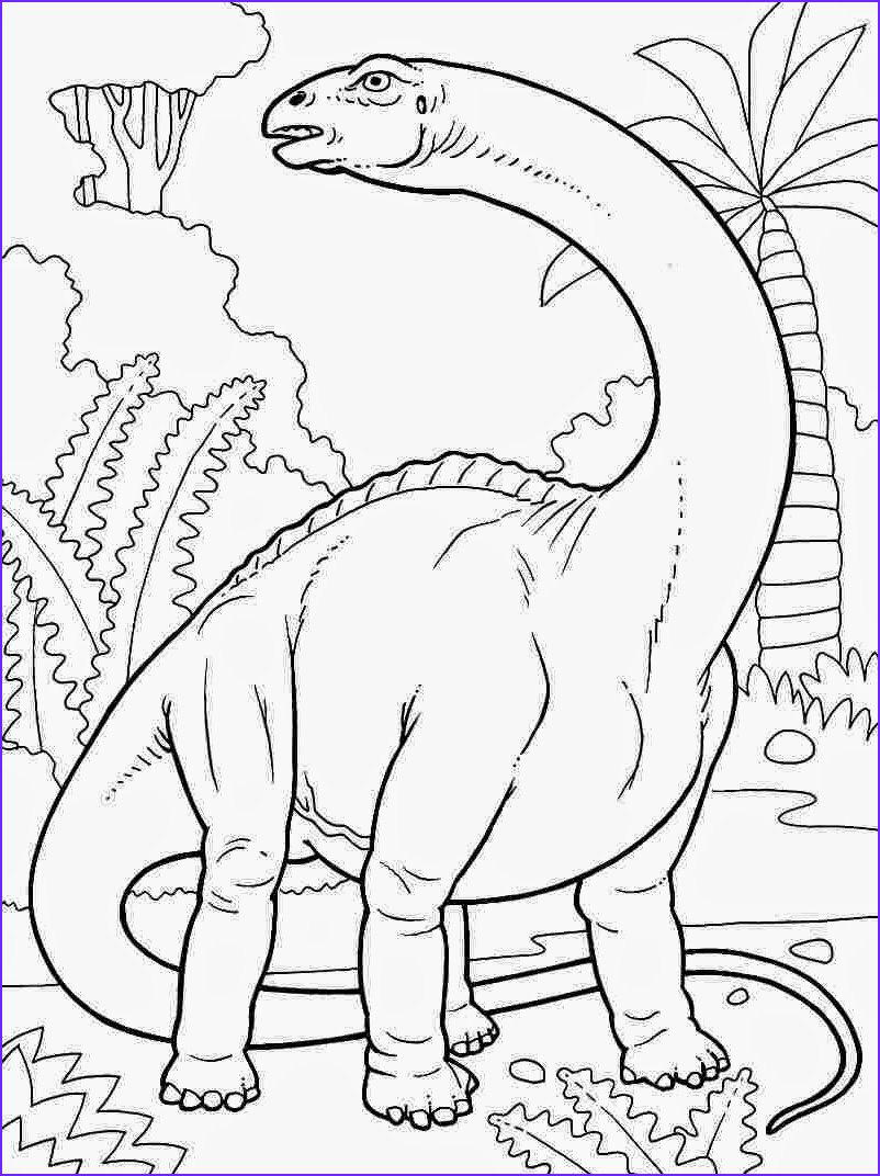 Printable Dinosaur Coloring Pages Elegant Collection Coloring Pages Dinosaur Free Printable Coloring Pages