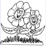 Printable Flower Coloring Pages Beautiful Photography Free Printable Flower Coloring Pages For Kids Best