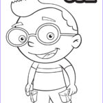 Printable Free Coloring Pages Awesome Gallery Free Printable Little Einsteins Coloring Pages Get Ready