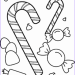 Printable Free Coloring Pages Awesome Image Sweets And Candy Coloring Pages