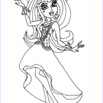 Printable Free Coloring Pages Beautiful Photos Draculaura 13 Wishes Coloring Page