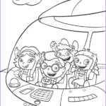 Printable Free Coloring Pages Cool Collection Free Printable Little Einsteins Coloring Pages Get Ready