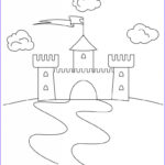 Printable Free Coloring Pages Cool Photos Free Printable Castle Coloring Pages For Kids