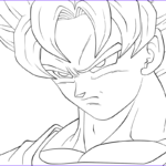 Printable Free Coloring Pages New Photography Free Printable Dragon Ball Z Coloring Pages For Kids