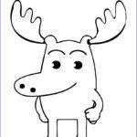 Printable Free Coloring Pages New Stock Free Printable Moose Coloring Pages For Kids