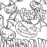Printable Halloween Coloring Pages Beautiful Stock Free Printable Halloween Coloring Pages For Kids