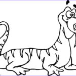 Printable Kids Coloring Pages Best Of Photos Print Out Coloring Pages For Kids Wacky Lizard Free