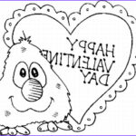 Printable Valentine Coloring Pages Inspirational Collection Free Printable Valentine Day Coloring Pages