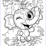 Printables Free Coloring Pages Best Of Gallery Zoobles Coloring Pages To And Print For Free