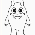 Printables Free Coloring Pages New Photos Free Printable Monster Coloring Pages For Kids