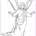 Printables Free Coloring Pages Unique Gallery Free Printable Angel Coloring Pages For Kids