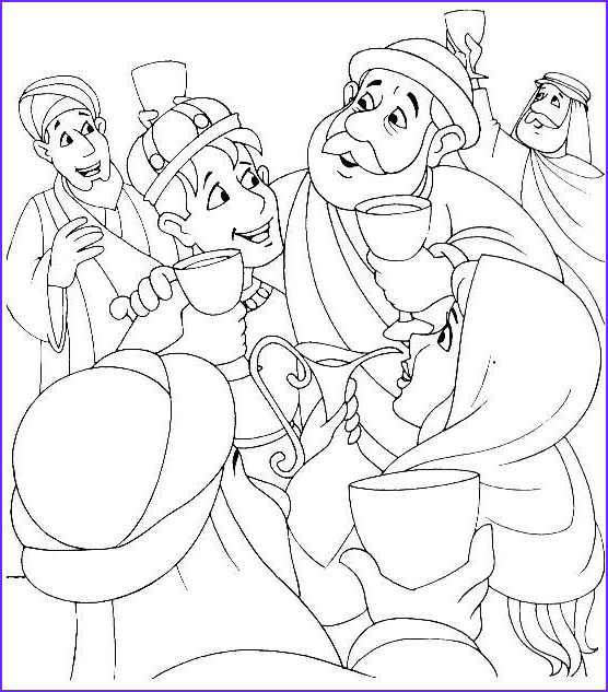 Prodical son Coloring Page Cool Photos the Prodigal son S Wel E Home Party Luke 15