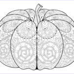 Pumpkin Coloring Pages Beautiful Images Free Adult Coloring Pages Pumpkin Delight Free Pretty
