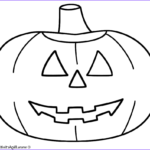Pumpkin Coloring Pages New Image Pumpkin Jack O Lantern Coloring Page Halloween