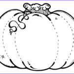 Pumpkin Coloring Pages To Print Awesome Collection 195 Pumpkin Coloring Pages For Kids