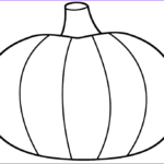 Pumpkin Coloring Pages To Print Best Of Gallery Pumpkin Outline Printable Clipartion