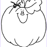 Pumpkin Coloring Pages To Print Cool Photos Pumpkin Outline Printable Clipartion