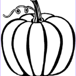 Pumpkin Coloring Sheet Cool Collection Pumpkin Outline Printable Clipartion