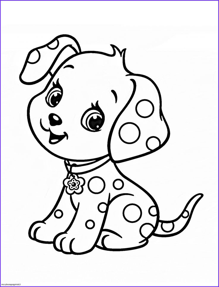 Puppy Coloring Book Best Of Photos Cute Puppy 5 Coloring Page Puppy Coloring Pages
