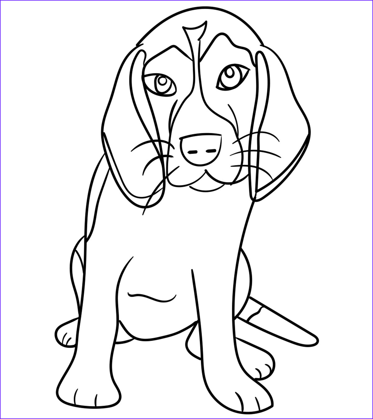 Puppy Coloring Book Best Of Stock Animal Coloring Pages Momjunction