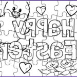 Puzzle Coloring Pages Cool Collection Easter Puzzle Crafting The Word God
