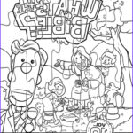 "Puzzle Coloring Pages Unique Photos ""jesus Is The Good News"" Coloring Page Puzzles Whats In"