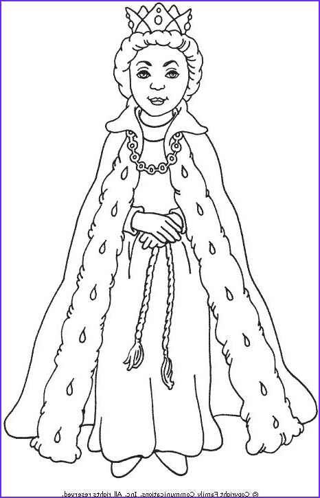 Queen Coloring Page Inspirational Gallery Queen Sara Mr Rogers Pinterest