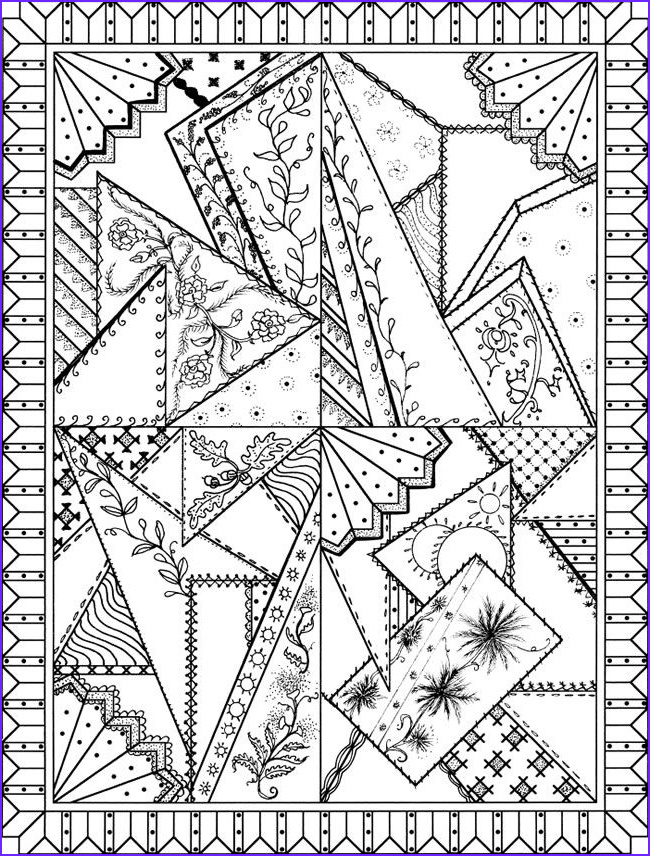 Quilters Coloring Book Luxury Gallery Quilt Coloring Page Paper Art