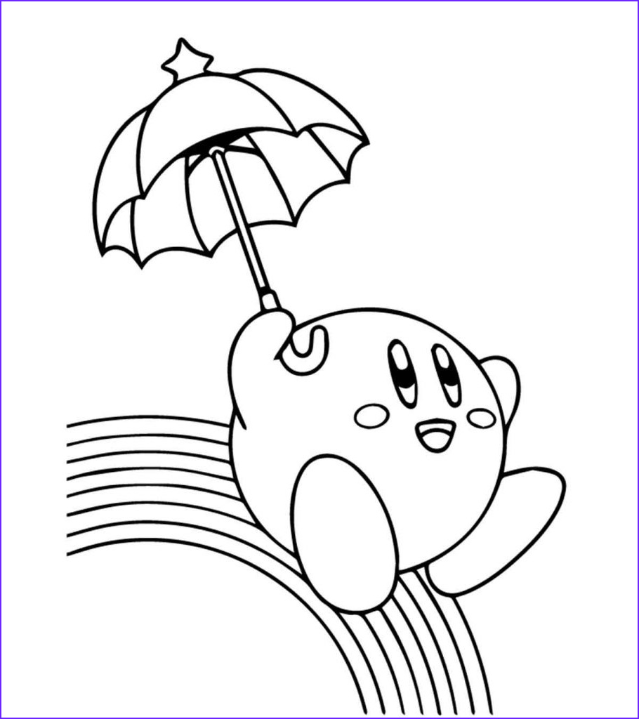 colorful rainbow coloring pages for your little ones