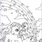 Rainbow Coloring Page New Images Rainbow In Ponyland Coloring Pages Hellokids