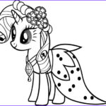Rarity Coloring Page Best Of Photos Beautiful Rarity Friendship Is Magic In My Little Pony