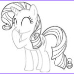 Rarity Coloring Page Cool Collection 6 Rarity Coloring Page