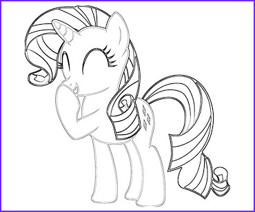 6 rarity coloring page
